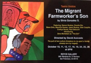 The Migrant Farmworker's Son