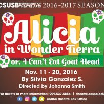 Alicia in Wonder Tierra – San Bernardino